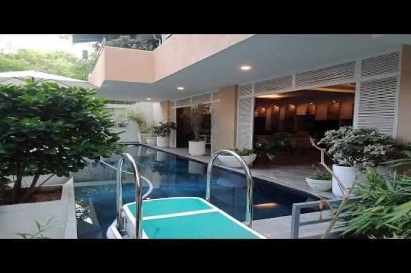 Luxury Fully Furnished 4BHK Property in South Delhi | Entire Building for Rent- Angel Homes