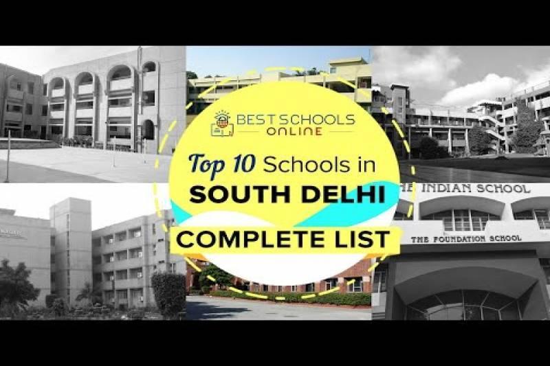 South Delhi Schools List - 2020 (Updated)   Best Schools in South Delhi   The Best School Online