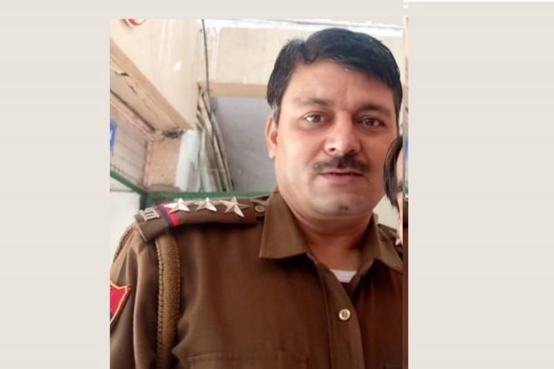 Delhi Police inspector Sanjay Sharma dies of Covid-19