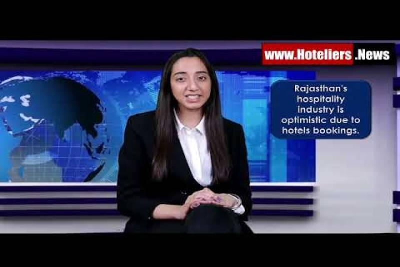 Rajasthan's hospitality industry is optimistic due to hotels bookings