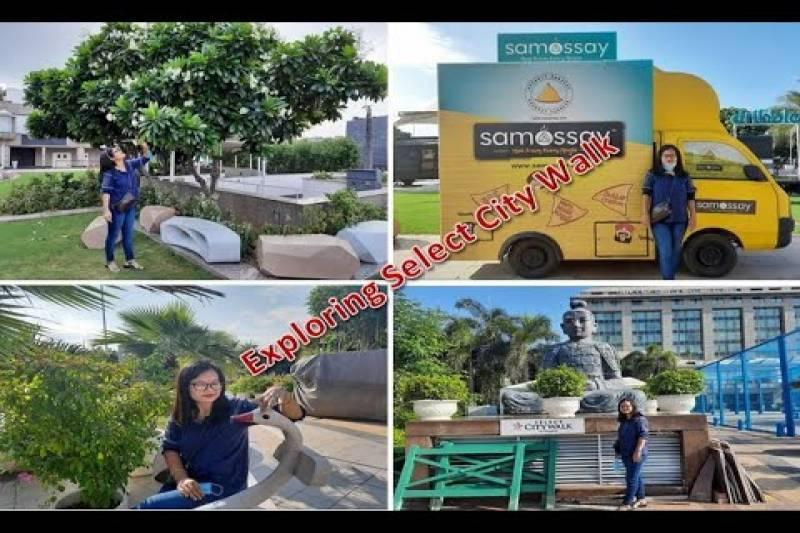 Exploring Select City Walk | Saket, South Delhi | Best place for Hangout, Shopping |#03