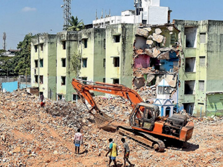 Huge demolition drive undertaken in South Delhi in two months: SDMC ET RealEstate