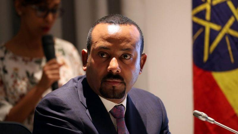 Ethiopia PM orders military response to 'base attack'