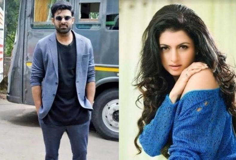 Bhagyashree to play Prabhas's mother in 'Radhe Shyam'