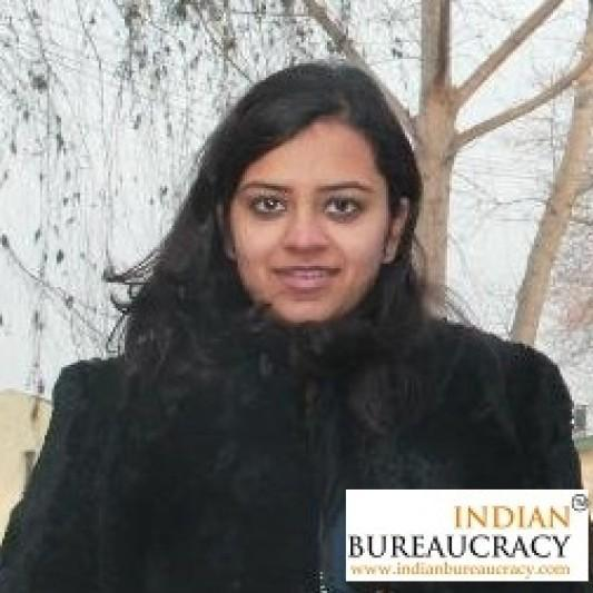 Ankita Chakravarty IAS posted as Dy Commissioner (South), Revenue Dept, Delhi | Indian Bureaucracy is an Exclusive News Portal