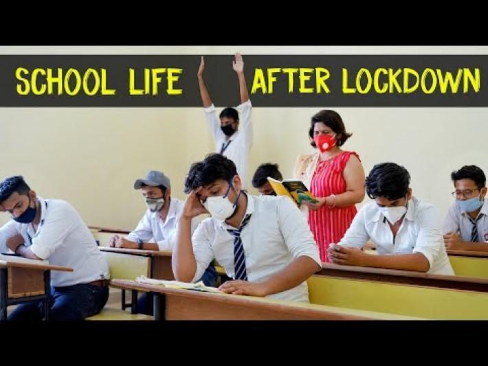 SCHOOL LIFE AFTER LOCKDOWN | School Life | School Funny video