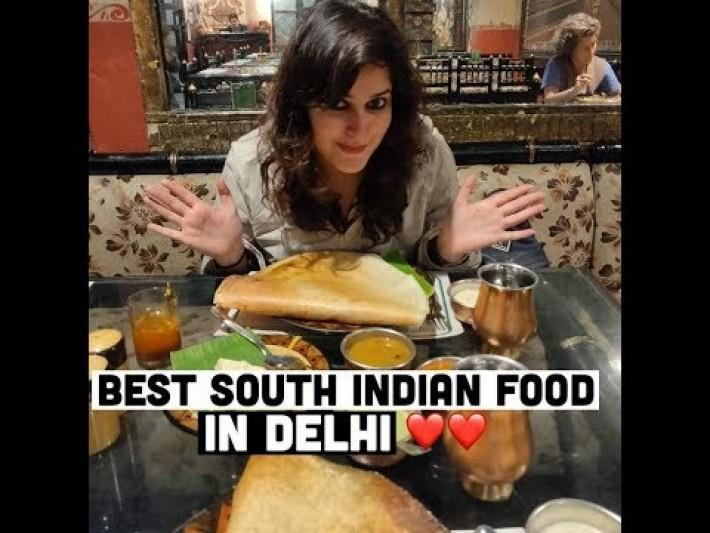 BEST south Indian food in Delhi