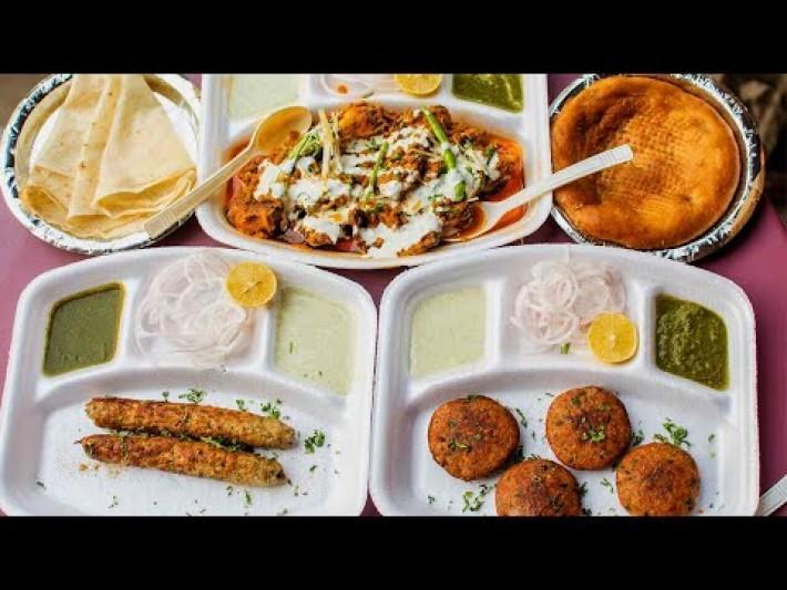 Yummy changezi chicken , kebabs \ Gk2 \ South Delhi