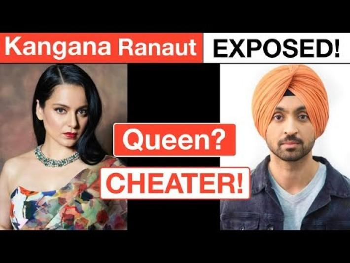 Kangana Ranaut Vs Diljit Dosanjh : The REAL TRUTH | Deeksha Sharma