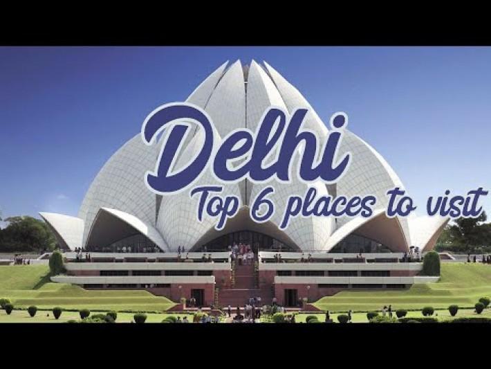 Places to visit in Delhi | Lotus temple | Qutab Minar | india gate delhi | Red fort delhi
