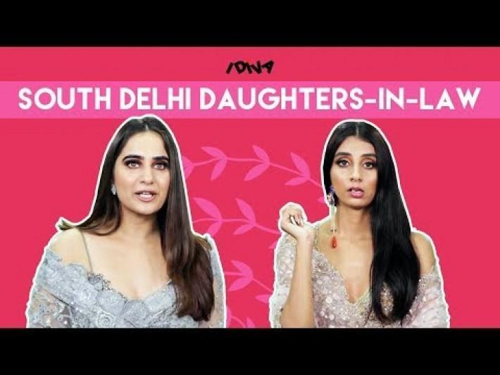 South Delhi Daughters-In-Law During Diwali Ft. Kusha Kapila And Dolly Singh | Part 2 | iDiva