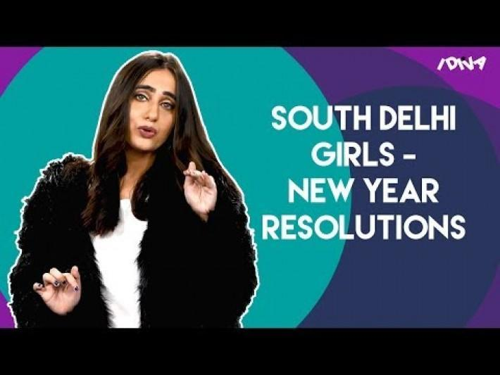 iDIVA South Delhi Girls Special New Year Resolutions For 2018