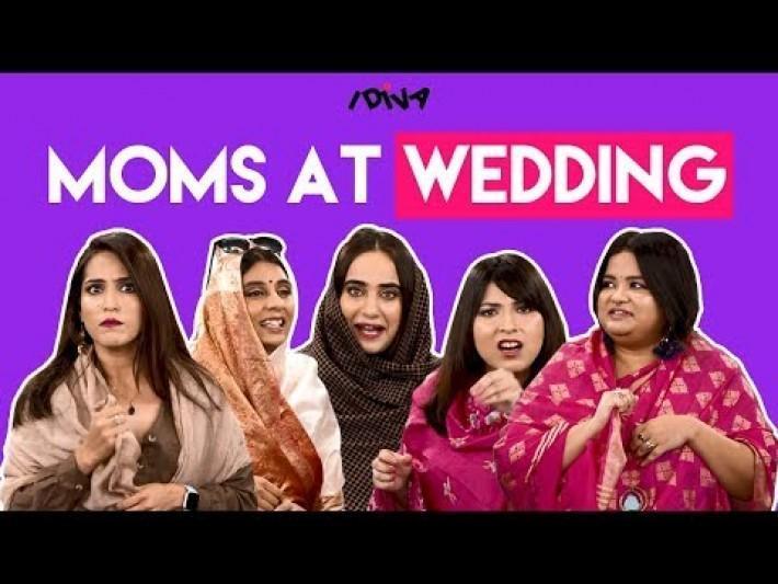 iDIVA Types Of Indian Moms At A Wedding | Things Moms Say At Weddings
