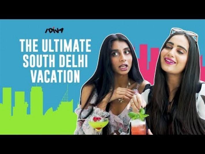 iDivaThe Ultimate South Delhi Vacation Part 1  | Billi Maasi And Chanayi Go To Australia