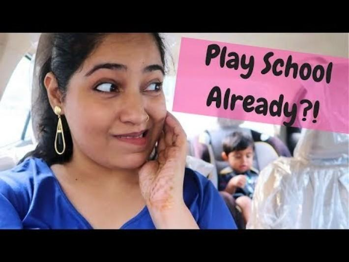 Exploring Play Schools in South Delhi!