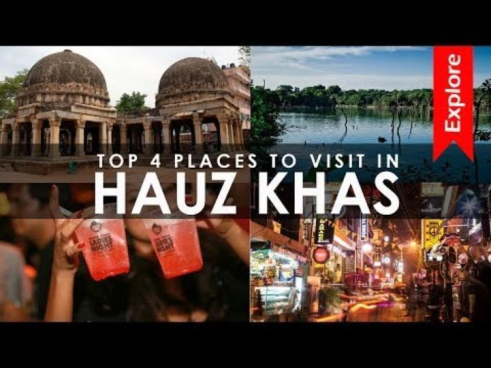 Top 4 things to do in Haus Khas Village, Delhi