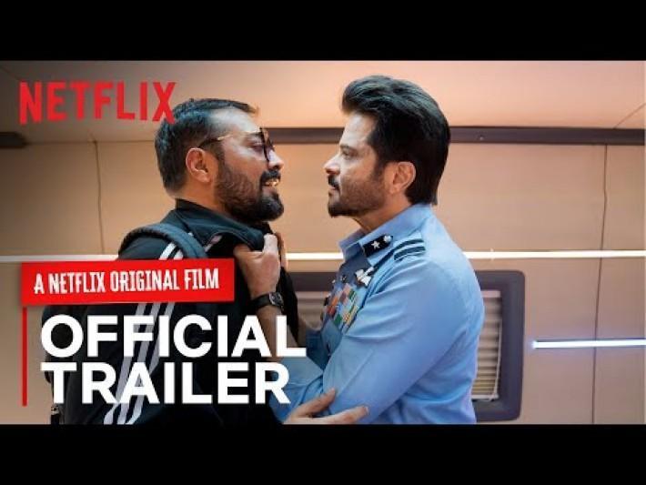 AK vs AK | Official Trailer | Anil Kapoor, Anurag Kashyap, Vikramaditya Motwane | Netflix India