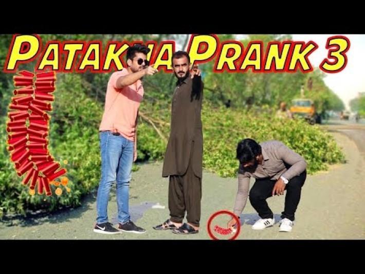 Funny Patakha Prank Part 3 Dumb Pranks Dumb TV 2020