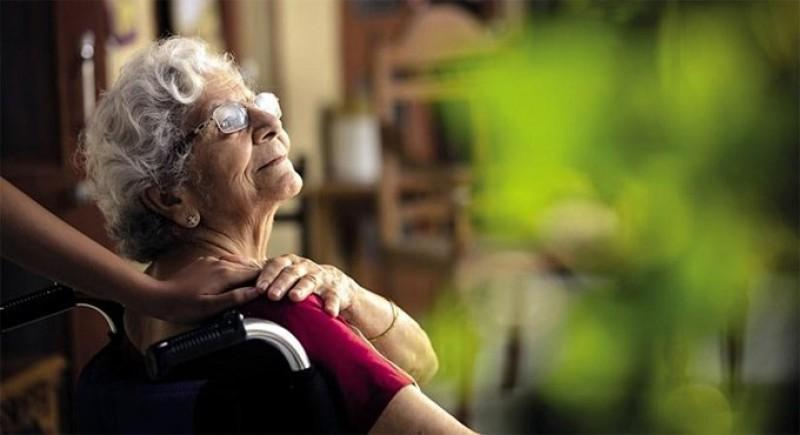 A care home facility for seniors in South Delhi