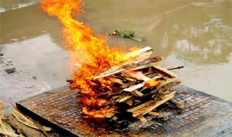 Attaining Salvation South Delhi Civic Body Approves Usage of Cow-dung Cakes For Cremation