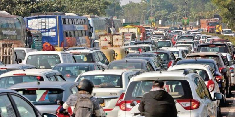 Special drive to declog traffic in South Delhi