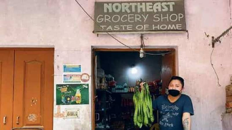Delhiwale: Manipur, 0 km, a one-of-its kind grocery in south Delhi