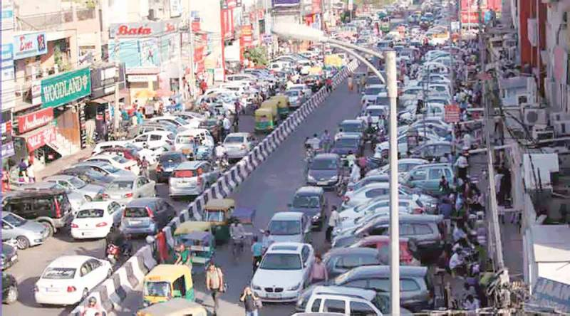 Surface parking rate doubled in some South Delhi localities
