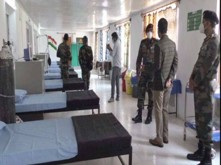 Alumni of top education and health institutions set up 80-bed COVID Care Center in South Delhi