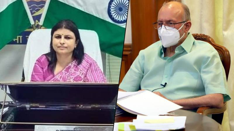 South Delhi civic body mayor seeks L-G's intervention for release of Rs 549 crore dues from Delhi govt