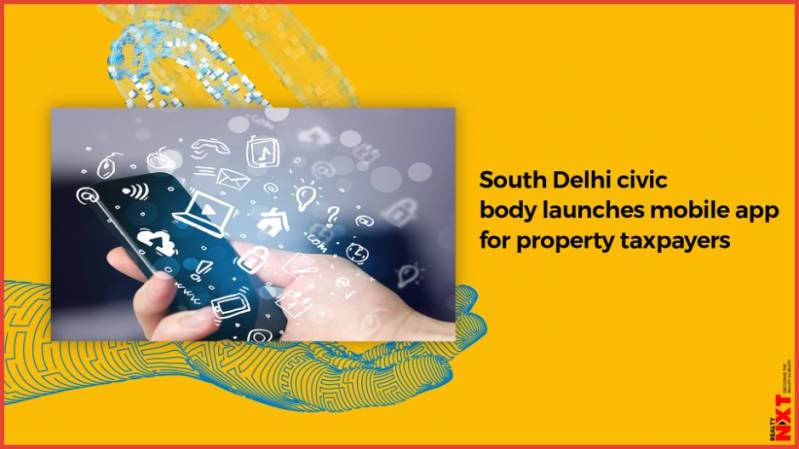 South Delhi Municipal Corporation Launches Mobile App For Property Taxpayers