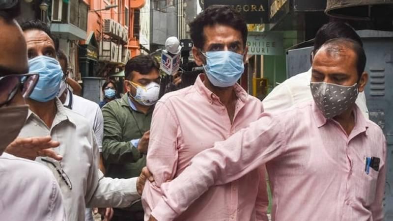Hoarding case: ED raids on Kalra and Duggal's premises in South Delhi