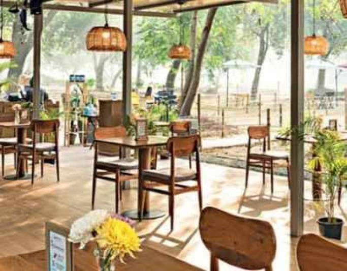 South Delhi eateries most eager to provide dining under the stars