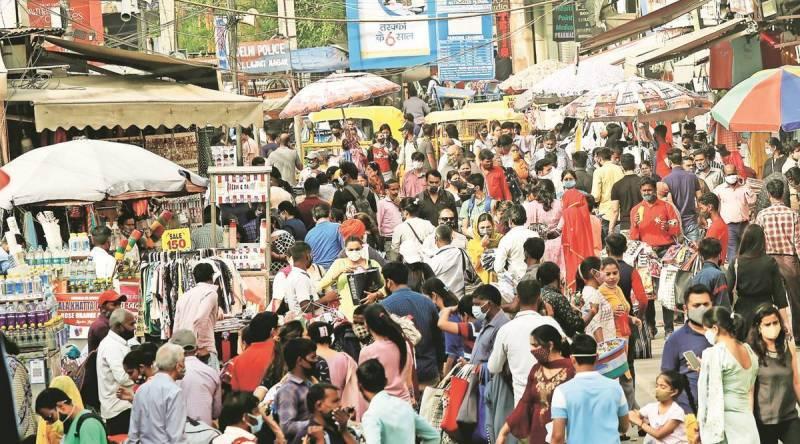 Delhi: Covid norms flouted, Lajpat Nagar market shut