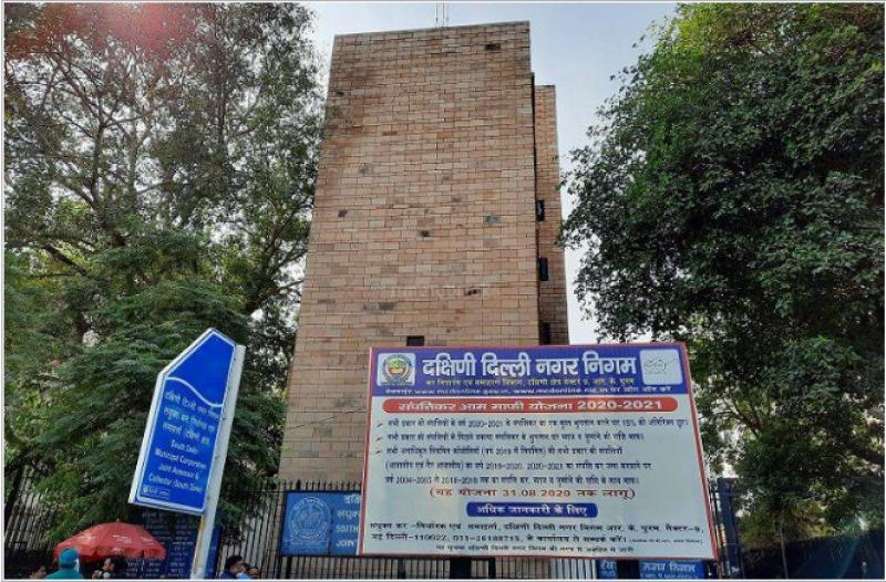 South Delhi civic body makes sanction of building plans completely online
