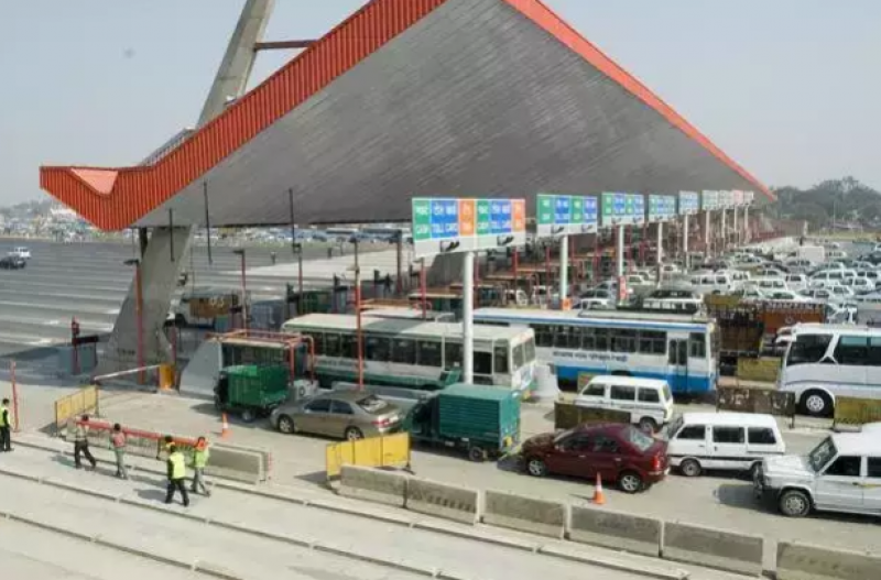 South Delhi civic body issues 104 fines for not paying toll via RFID