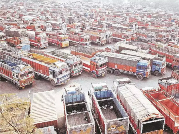 9 sites picked in south Delhi to park heavy vehicles at night